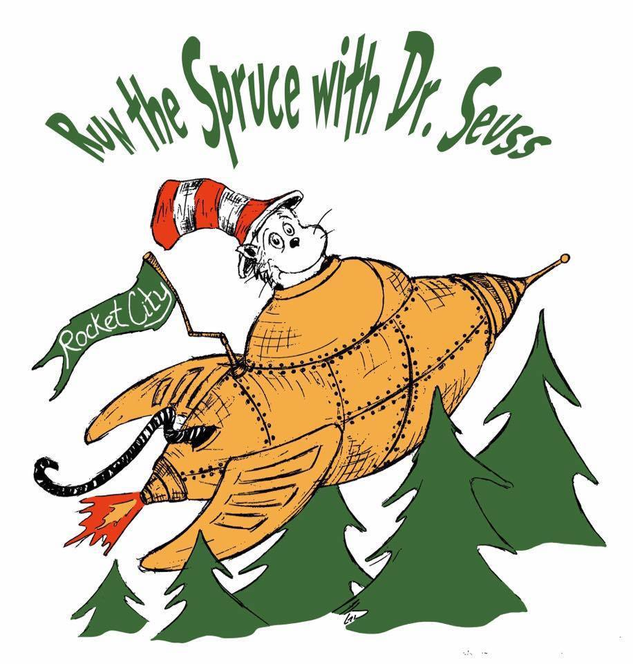 Run the Spruce with Dr. Seuss