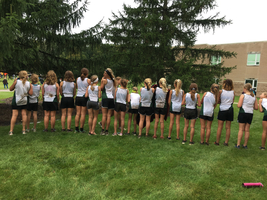 Middle School Cross Country at Byron Center
