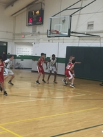 8th Grade Green vs Holland