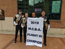 R-PHS Marching Band #1 in State
