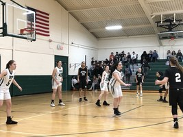 7th Grade Basketball vs West Ottawa