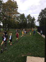 Cross Country Middle School MKO Invitational