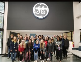 GE Aviation Experience for R-PHS
