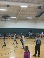 8th Grade Green VS. West Ottawa