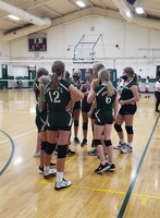 7th Grade Volleyball vs Grand Haven
