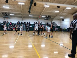 8th Grade Basketball vs Hamilton
