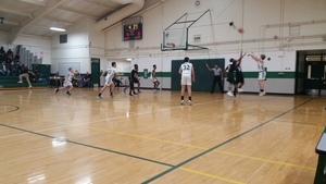 8th Grade Basketball vs Valleywood