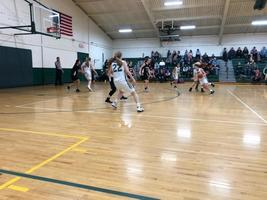 8th Grade Basketball vs West Ottawa