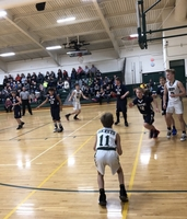 7th Grade Basketball vs Fruitport