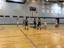7th Grade Basketball vs Mona Shores