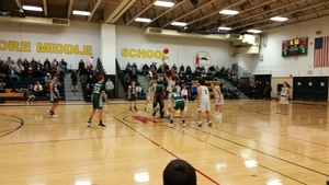 8th Grade Boys Basketball vs Grand Haven