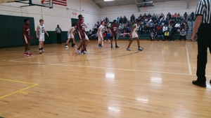 8th Grade Basketball vs Muskegon