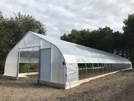 Walkathon to Raise Money for a Hoop House
