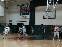 8th Grade Basketball vs Jenison