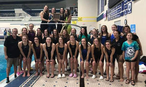 2019 Conference Swim/Dive Champs