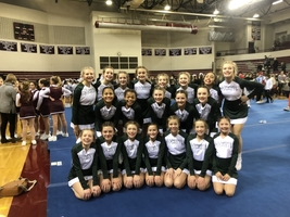 Reeths Puffer Competitive Cheer
