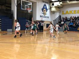 8th Grade Basketball vs Grand Haven