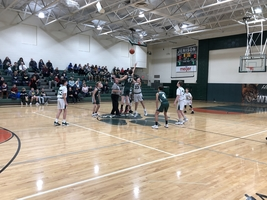 7th Grade Basketball vs Jenison