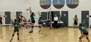8th Grade Volleyball vs Holland Christian