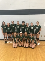 8th Grade Volleyball vs. Mona Shores