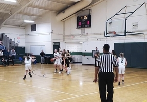 7th Grade Basketball vs Hamilton
