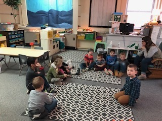 Mrs. Monaweck's Littlest Learners